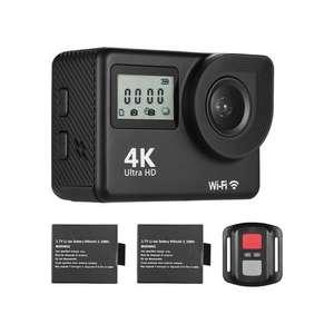 Экшн камера 4K интерполяция (1080P) Ultra HD WiFi за 32.99$
