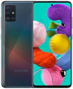 Смартфон Samsung A515 Galaxy A51 4/64Gb + наушники JBL C100SI