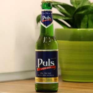 [СПб, Кудрово] Пиво Puls 0,33 (Германия)