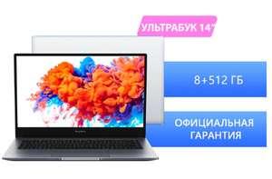 """Ультрабук Honor MagicBook 14 (14"""", IPS, Ryzen 5 3500U, 8Гб, 512Гб SSD) в приложении"""