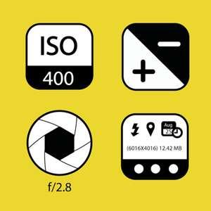 [iOS] Exif Viewer от Fluntro (Просмотр, удаление метаданных), рейтинг - 4.8*