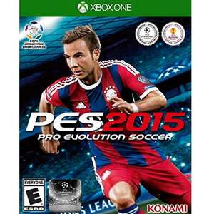 Игра для Xbox One KONAMI Pro Evolution Soccer 2015