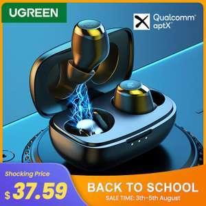 Беспроводные наушники UGREEN HiTune WS100 с Bluetooth 5.0 и aptX