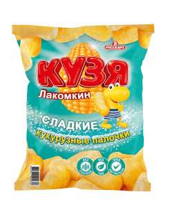 Кукурузные палочки Кузя лакомкин акция 1+1