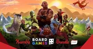 Набор BOARD GAMES на Humble Bundle