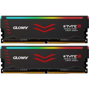 Оперативная память Gloway 8*2 Gb 3200 MGz RGB