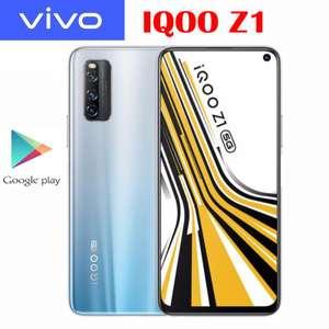 Смартфон Vivo IQOO Z1 5G (NFC, Dimensity 1000+, 144hz, стерео, 44W), через приложение VK