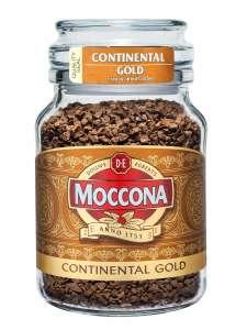 [Москва] Кофе растворимый Moccona Continental Gold, 95г.