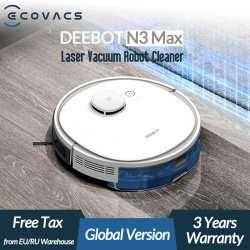 Робот-пылесос ECOVACS Deebot N3 Max