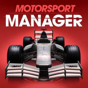 [PC] Motorsport Manager