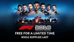 [PC] F1 2018 (Steam ключ)