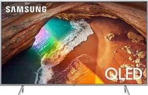 Телевизор Samsung Qled qe49q67rau 4K Smart TV