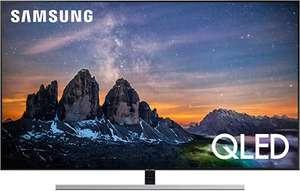 """Телевизор Ultra HD (4K) QLED 55"""" Samsung QE55Q80RAU"""