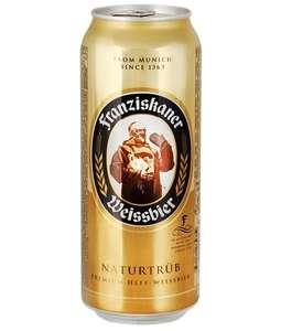[Иваново] Пиво Franziskaner Weissbier 0,5 л.
