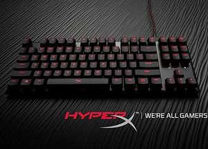 [РнД] Клавиатура HYPERX Alloy FPS Pro CherryMX Red и другие!