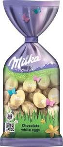 Шоколад MILKA Мини Яйца Белый Шоколад, 100 г