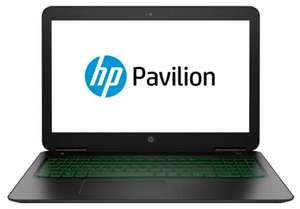 "Ноутбук HP PAVILION 15-dp0093ur (Intel i5 8300H/15.6""/8GB/1128GB HDD+SSD/NVIDIA GeForce GTX 1060)"