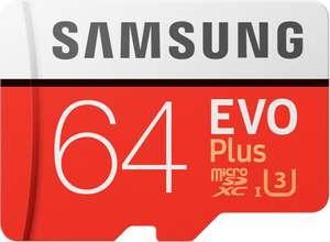 Карта памяти Samsung 32/64