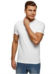 3-й товар из подборки одежды бренда Oodji в подарок (например, три мужских футболки за 741₽)