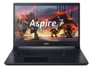 [11.08] -5000₽ на игровые ноутбуки Acer Aspire 7 (напр. Acer A715-41G-R1DK)