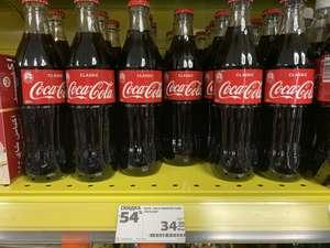 [Саранск] Coca-Cola 0,33л стекло