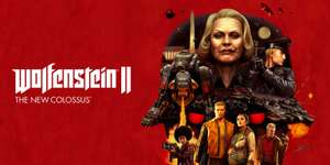[Nintendo Switch] Wolfenstein 2 - The New Colossus