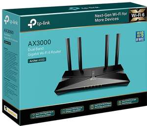 Роутер TP-Link Archer AX50 (AX стандарт + USB3.0)