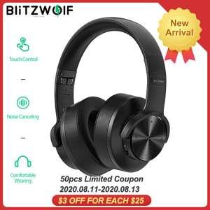 Беспроводные наушники BlitzWolf® BW-HP2