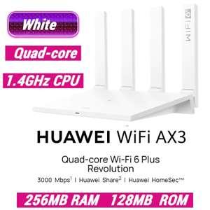 Роутер Huawei AX3 (NFC, Wi-Fi 6+, 3000 Мбит)