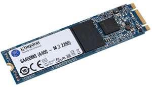 SSD накопитель Kingston m2 240gb Sata
