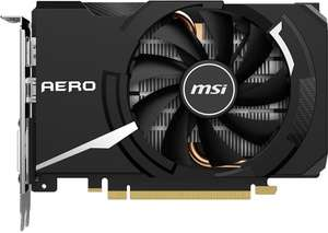 [Не везде] Видеокарта MSI GeForce GTX 1650 SUPER AERO ITX OC 4GB