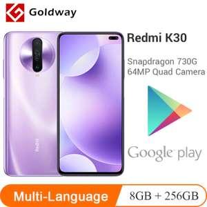Смартфон Xiaomi Redmi K30, NFC, 8 ГБ, 256 ГБ, Snapdragon 730G, 64-мП, 120 Гц