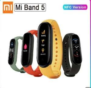 Смарт-браслет Mi band 5 NFC CN version