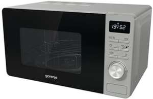 Микроволновая печь с грилем Gorenje M020A4X