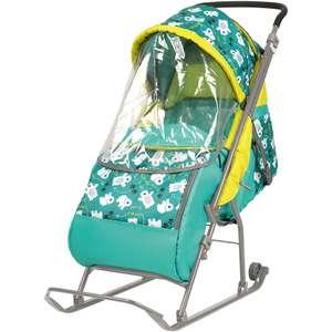 Санки-коляска для детей Умка 3