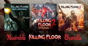 [PC] Humble Killing Floor Bundle (Steam)