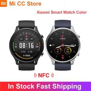 Смарт часы Xiaomi Color Watch NFC