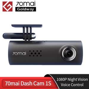 Видеорегистратор Xiaomi 70mai Dash Cam 1S (через мини-приложение ВК)