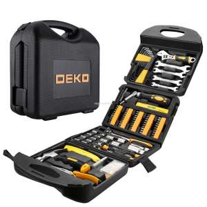 [не везде] Набор ручного инструмента Deko DKMT165 065-0742