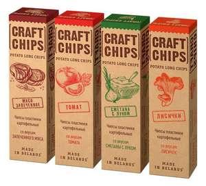 [СПБ] Чипсы-пластинки Craft Chips