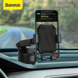 Автомобильный держатель смартфона Baseus