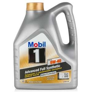 Mobil 1 FS X1 5W-40 4 литра