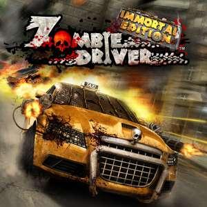 [PS4] Zombie Driver: Immortal Edition (смотри описание)