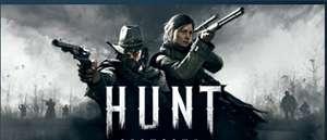 Hunt Snowdown