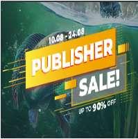 [PC] Ultimate Games - Издательская распродажа (например, Fishing Adventure и другие игры в описании)