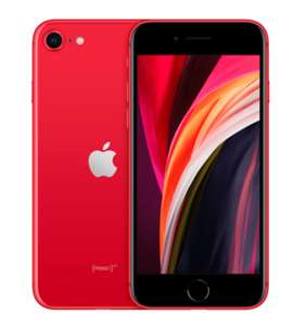 Смартфон iPhone SE 128gb red edition
