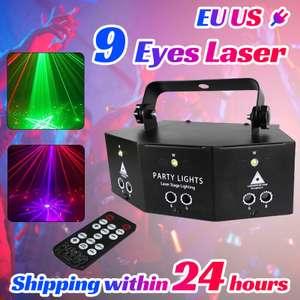 Проектор для лазерного шоу