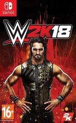 [Nintendo Switch] Игра WWE 2K18