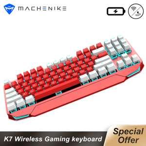 Беспроводная механическая клавиатура 87 клавиш