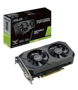 Видеокарта TUF Gaming GeForce GTX 1650 OC Edition